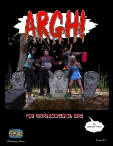 Argh! The Supernatural RPG