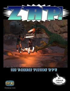 Zap! The Science Fiction RPG