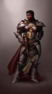 blackwomanfantasyarmor