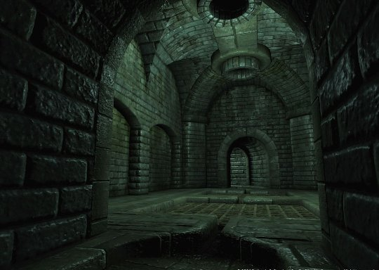Empty Spaces in a Dungeon – Tales of the Rambling Bumblers